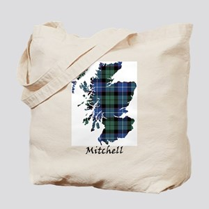 Map-Mitchell Tote Bag