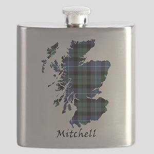 Map-Mitchell Flask
