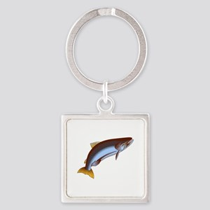 King Salmon Keychains