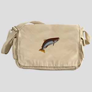 King Salmon Messenger Bag