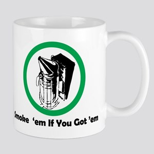 Smoke 'em Mug