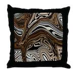 Zebra Zone Home Decor Throw Pillow