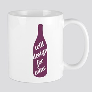 Design For Wine Mugs