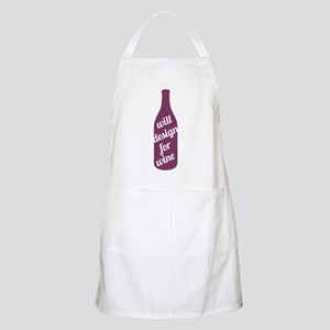 Design For Wine Apron