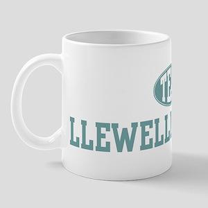 Team Llewellin Setter Mug