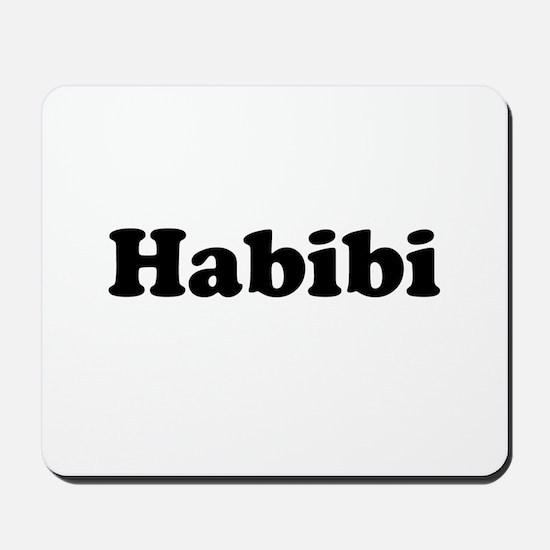Habibi Mousepad