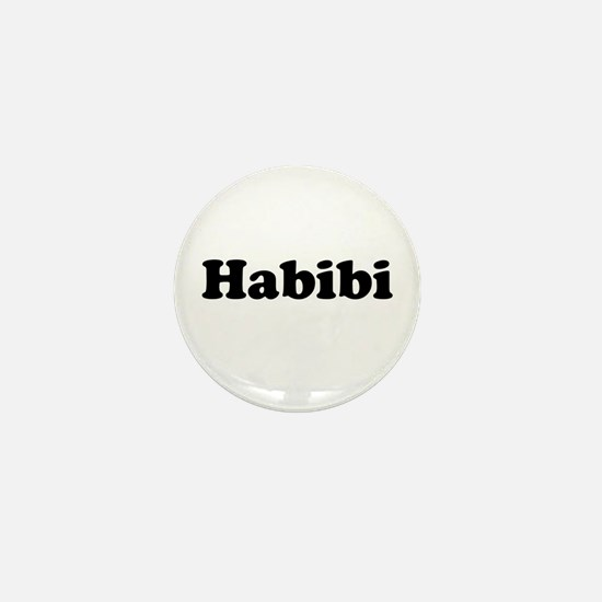 Habibi Mini Button