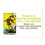 Better Dissatisfied Postcards (Package of 8)