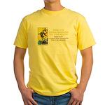 Better Dissatisfied Yellow T-Shirt