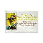 Better Dissatisfied Rectangle Magnet (100 pack)