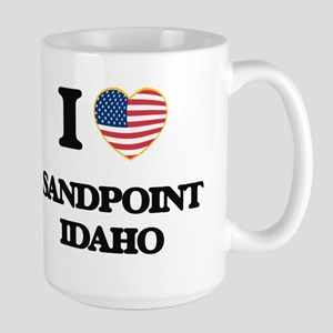 I love Sandpoint Idaho Mugs