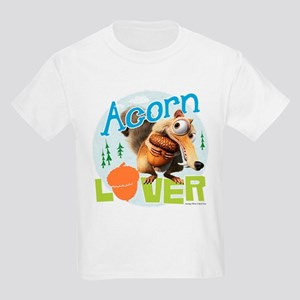 Scrat Acorn Lover Kids Light T-Shirt