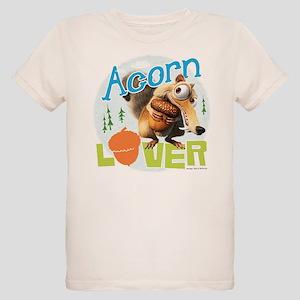 Scrat Acorn Lover Organic Kids T-Shirt