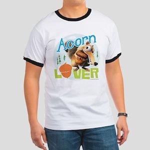 Scrat Acorn Lover Ringer T