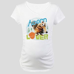 Scrat Acorn Lover Maternity T-Shirt
