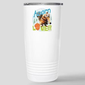 Scrat Acorn Lover Stainless Steel Travel Mug