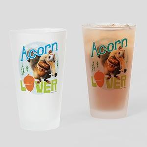 Scrat Acorn Lover Drinking Glass