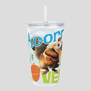 Scrat Acorn Lover Acrylic Double-wall Tumbler