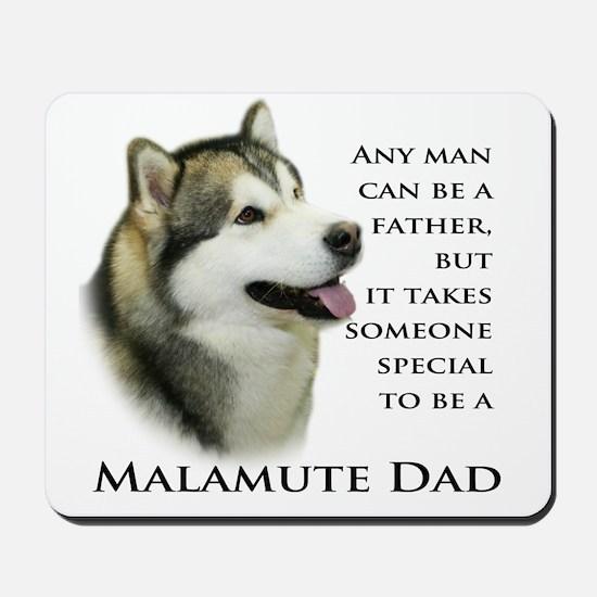 Malamute Mousepad