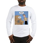 Timmy Goes Outside Long Sleeve T-Shirt