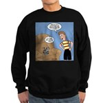 Timmy Goes Outside Sweatshirt (dark)