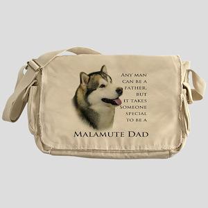Malamute Messenger Bag