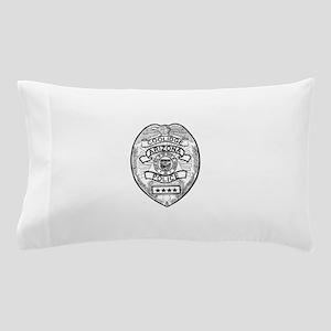 Cooldige Arizona Police Pillow Case