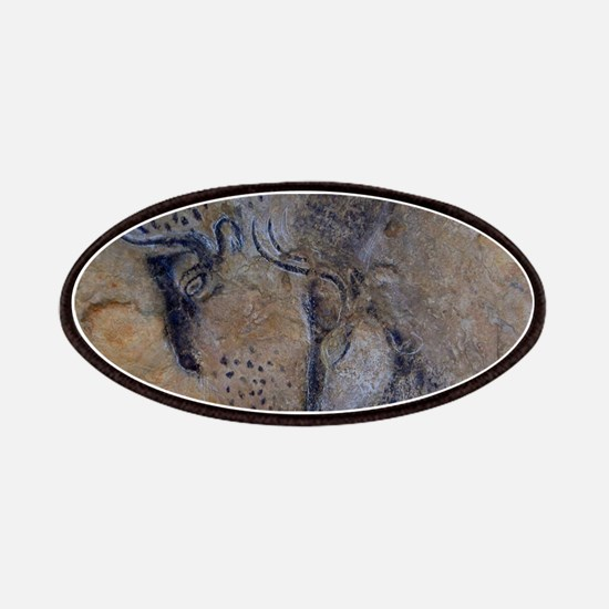 french pyrenees cave paintings Patch