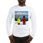 Exploring the Outdoors Long Sleeve T-Shirt