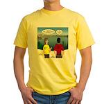 Exploring the Outdoors Yellow T-Shirt