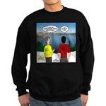 Exploring the Outdoors Sweatshirt (dark)