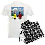 Exploring the Outdoors Men's Light Pajamas