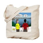 Exploring the Outdoors Tote Bag
