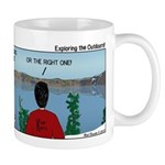 Exploring the Outdoors Mug
