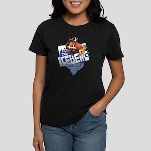 The Iceberg Brigade Women's Dark T-Shirt