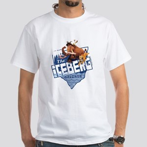 The Iceberg Brigade White T-Shirt