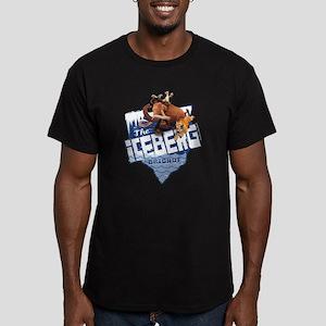 The Iceberg Brigade Men's Fitted T-Shirt (dark)