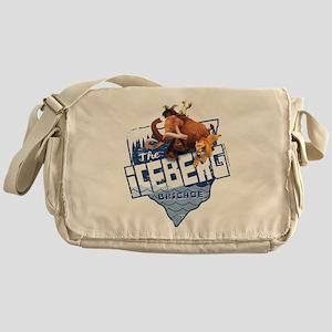 The Iceberg Brigade Messenger Bag