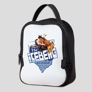 The Iceberg Brigade Neoprene Lunch Bag
