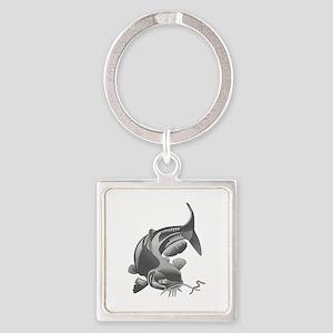 Catfish Keychains