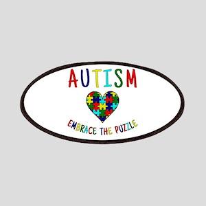 """Autism """"Embrace The Puzzle"""" Patch"""