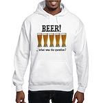 Beer Hooded Sweatshirt