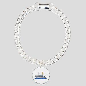 Fishing Boat Bracelet