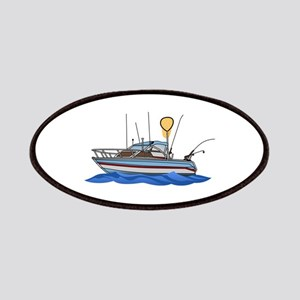 Fishing Boat Patch