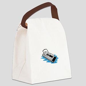 Pontoon Canvas Lunch Bag