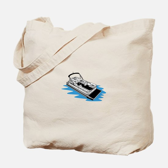 Pontoon Tote Bag