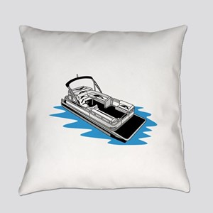 Pontoon Everyday Pillow