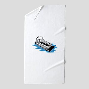 Pontoon Beach Towel