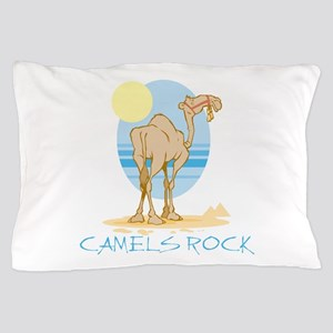 Camels Rock Pillow Case