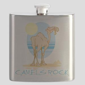 Camels Rock Flask